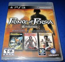 Prince of Persia Classic Trilogy HD Sony PlayStation 3 *New-Sealed-Free Ship!