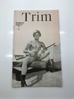 Trim October 1966 No. 52 Gay Male Beefcake Magazine