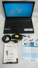 "Acer Aspire 5742G 15,6"" Laptop Core i3 4 GB RAM 500 GB HDD Geforce GT 420M"