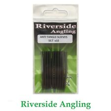 Anti Tangle Sleeves 54mm Silt x10 Carp Fishing Terminal Tackle End Rigs
