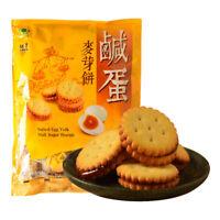 Salted Egg Yolk Malt Cake Biscuits 500g Large Shengtian Taiwan Snack 昇田鹹蛋麥芽餅