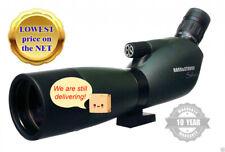 Barr and Stroud Sahara 15-45x60 Bak-4 MC WP Spotting Scope inc 10 Year Warranty