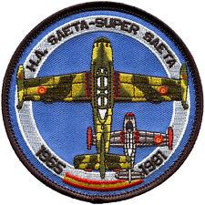 Parche bordado SAETA Ejército Aire España Spanish Air Force Military Patch Army