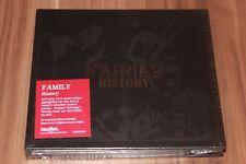 Family – History (2013) (2xcd) (Madfish – smacd 1006) (NEUF + neuf dans sa boîte)