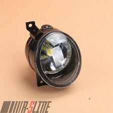 Front Left Passenger Side LED Fog Light Lamp For VW Golf MK5 Jetta Scirocco UP