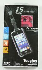 11060P-C103 Dri Cat iPhone SE/5/5s Neck iT Waterproof Case+Lanyard+Hook (Pink)