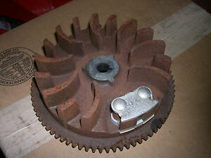 TECUMSEH SNOWBLOWER  FLYWHEEL 611199