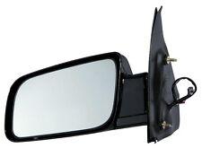 2000-2005 Chevrolet Astro/GMC Safari Left/Driver Side View Mirror Non-Heated