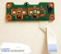Genuine HP G60 Compaq CQ50 CQ60 Power Button Board w Cable 48.4H503.011