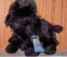 "Webkinz Brand New w/ Sealed Tag Code - "" Black Poodle"""