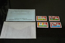 1982 Tanzania Stamps 100th Anniversary of Discovery of TB Bacillus