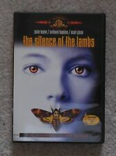 silence of the lambs   foster hopkins     dvd