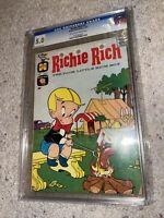 Richie Rich #2 CGC 5.0