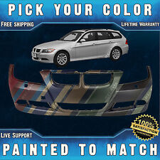 NEW Painted to Match - Front Bumper Cover 2006-2008 BMW 325i 330i 328i 335i E90