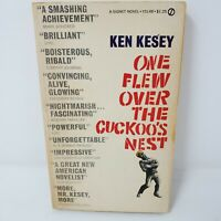 One Flew Over the Cuckoo's Nest Ken Kesey (1962, Signet Mass Market Paperback)