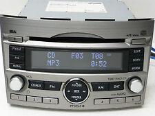 SUBARU LEGACY SRS SAT Radio CD DISC MP3 WMA Player STEREO HEAD UNIT 09 10 11 12
