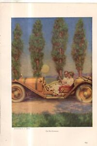 1914 Scribner's 6 issues bound-Automobiling across the nation;Theodore Roosevelt
