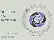 Tamron Objektiv 70-210mm f/4 Di VC USD für Canon - 12 Monate Gewährleistung