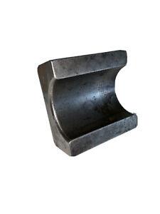 "Huth Bending Machine Tooling 2-1/2"" Half Shoe."