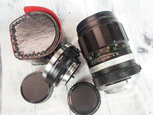 For Minolta 135mm f/2.8 Soligor prime lens MD mount for X-700