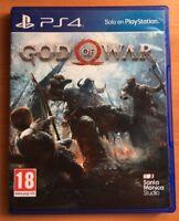 JUEGO PS4 GOD OF WAR FORMATO FISICO ESPAÑOL