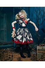 Nwt Retired Girls Chasing Fireflies Size 8 Voo Doo Voodoo Doll Costume