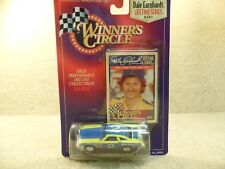 New 1998 Winners Circle 1:64 NASCAR Dale Earnhardt 1980 Olds 442 Mike Curb #2