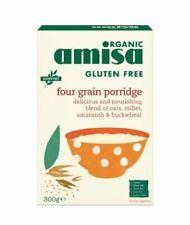 Amisa Organic 4 grain Porridge-sans gluten - 300 g - 79924