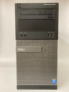 DELL OptiPlex 3020, Intel Core i5, 3.3 GHz, 4GB Desktop -  HDD Removed