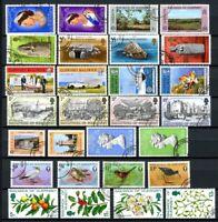 Guernsey Jahrgang 1977-1978 kpl. gestempelt (GF14041