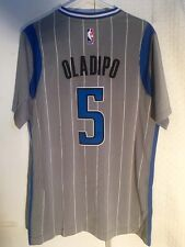Adidas Swingman 2015-16 NBA Jersey Orlando Magic Oladipo Grey Short Sleeve sz M