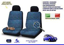 Fodere Panda 169 Blu 2003>2011 coprisedili copri sedile anteriori kit colori per