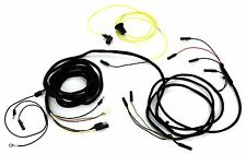 Mustang Tail Light Wiring Harness Fastback for Wire Type Tail Lights 1965