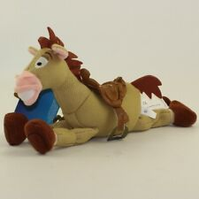 Disney Bean Bag Plush - BULLSEYE (Toy Story 2) (10.5 inch) *NON-MINT*