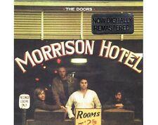 CD THE DOORS morrison hotel DIGITALLY REMASTERED EX  (B0698)