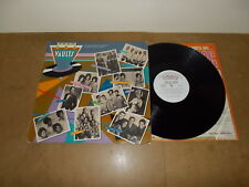 LP VINYL - VARIOUS ARTISTS - FROM THE VAULTS  - MOTOWN STARS OF THE 60'S - USA