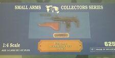 VERLINDEN 1:4 UZI I.M.I. SUBMACHINE GUN ISRAEL PISTOLA MITRAGLIATRICE ART 625