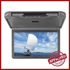 """Phonocar VM183 Monitor da tetto Schermo 13.3"""" Ingresso USB SD HDMI"""