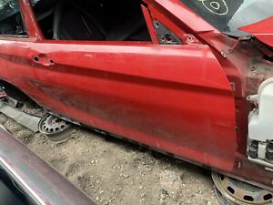 BMW 1 SERIES F21 3DR 2011-2015 DOOR BARE (FRONT DRIVER SIDE) RED A61