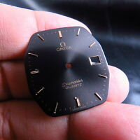 NEW OLD STOCK SWISS MADE OMEGA SEAMASTER QUARTZ  MEN WATCH DIAL