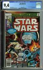STAR WARS #5 CGC 9.4 WHITE PAGES  // PART 5 OF A NEW HOPE ADAPTATION MARVEL 1977