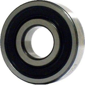 10 x STAINLESS STEEL BEARING S6201-2RS RUBBER SEALED ID 12mm OD 32mm WIDTH 10mm