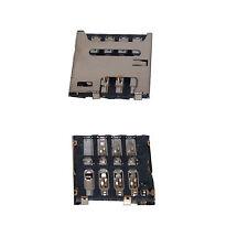Sony Xperia E3 D2202 D2203 D2206 D2212 Sim Card Reader Slot Holder