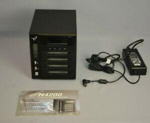 Thecus N4200 Zero-Crash mit Dualbetriebs-NAS 1 GB DDR-2 SDRAM