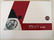 Fiat . 500 L Family . February 2016 Sales Brochure