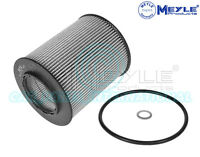 Meyle Oil Filter, Filter Insert with seal 300 114 2701