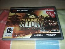 Pathway to Glory: Ikusa Islands (N-Gage) Nokia