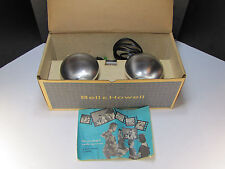 Bell & Howell Vintage Monterey Projector Home Movie Sunometer Light Bar w Box ++