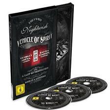 NIGHTWISH – VEHICLE OF SPIRIT LIVE 3x DVD DIGIBOOK (NEW/SEALED) WEMBLEY