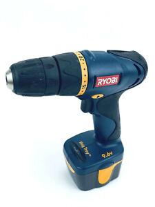 "Ryobi HP496 9.6V 3/8""  Cordless Drill/Driver Tool w/battery"